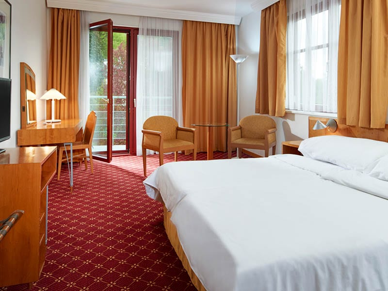 03. Dvoulůžkový pokoj hotel Cristal Palace=Doppelzimmer Hotel Cristal Palace