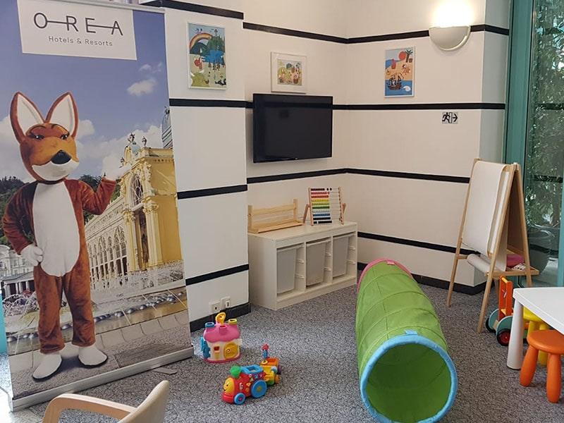 Dětský koutek - Hotel Cristal Palace