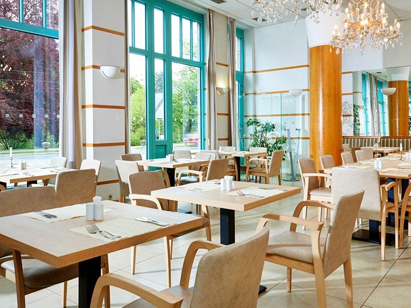 Restaurace - Hotel Cristal Palace